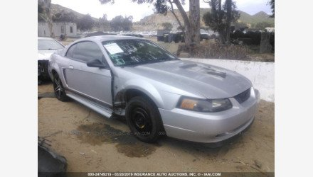 2000 Ford Mustang Coupe for sale 101141928