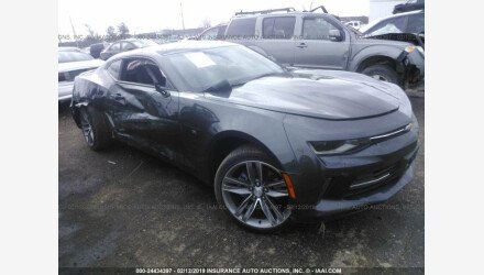 2018 Chevrolet Camaro LT Coupe for sale 101141993