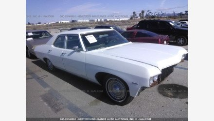 1970 Chevrolet Impala for sale 101142018