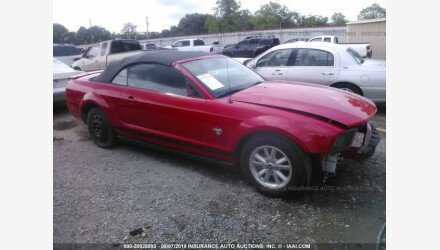2009 Ford Mustang Convertible for sale 101142068