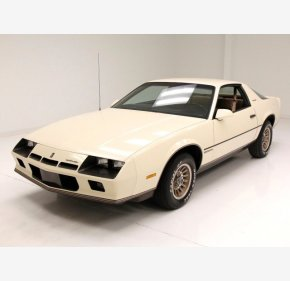 1984 Chevrolet Camaro Berlinetta Coupe for sale 101142135