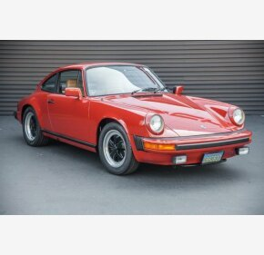 1983 Porsche 911 SC Coupe for sale 101142154