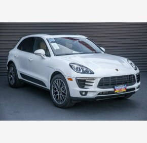 2018 Porsche Macan for sale 101142165