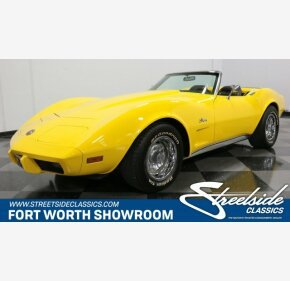 1973 Chevrolet Corvette for sale 101142208