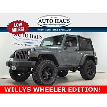 2015 Jeep Wrangler 4WD Sport for sale 101142215