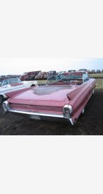 1962 Cadillac De Ville for sale 101142220
