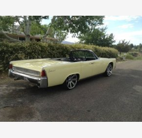 1963 Lincoln Continental for sale 101142222