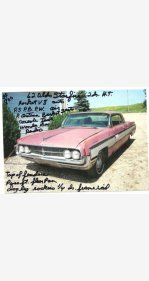 1962 Oldsmobile Starfire for sale 101142227