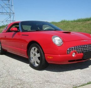 2003 Ford Thunderbird for sale 101142257