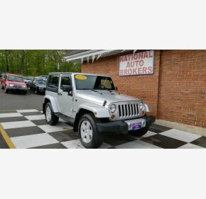 2008 Jeep Wrangler 4WD Sahara for sale 101142268