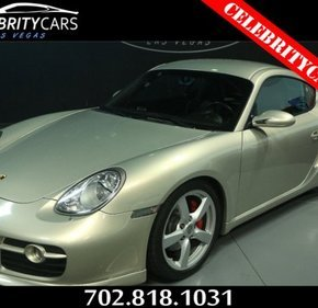2007 Porsche Cayman S for sale 101142270