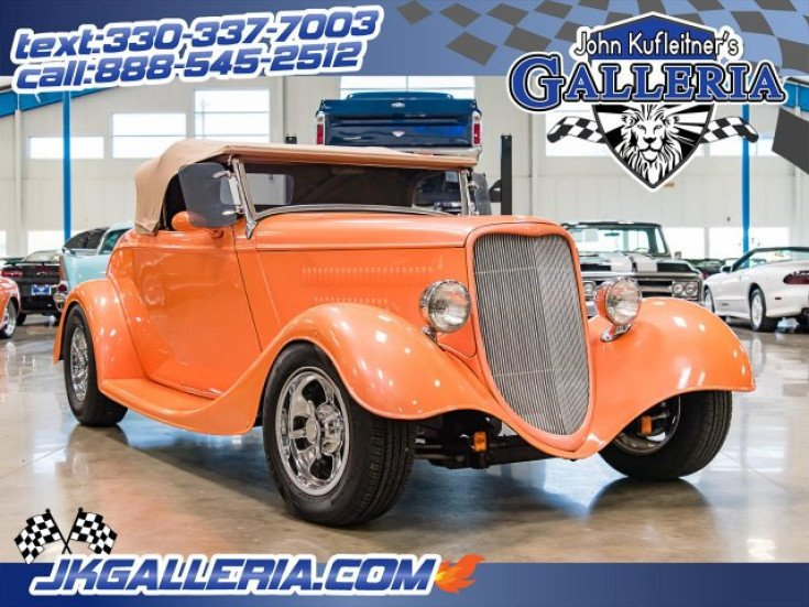1933 Ford Other Ford Models For Sale Near Salem Ohio 44460
