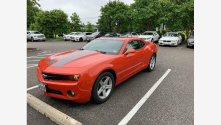 2010 Chevrolet Camaro LT Coupe for sale 101142310