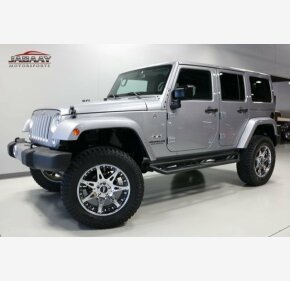 2017 Jeep Wrangler 4WD Unlimited Sahara for sale 101142326