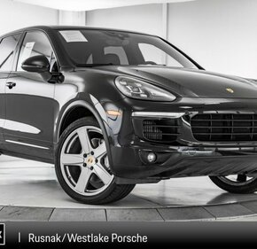 2016 Porsche Cayenne S for sale 101142350