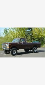 1979 Ford F250 for sale 101142358