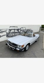 1987 Mercedes-Benz 560SL for sale 101142365