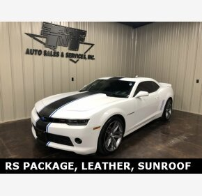 2014 Chevrolet Camaro LT Coupe for sale 101142401