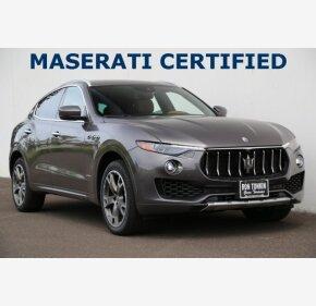 2018 Maserati Levante for sale 101142406