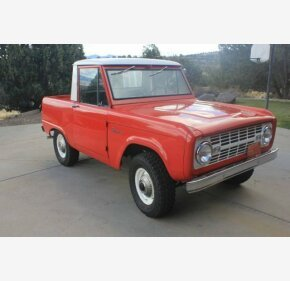1966 Ford Bronco for sale 101142416