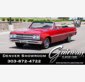 1965 Chevrolet Malibu Classics for Sale - Classics on Autotrader
