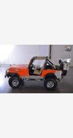 1982 Jeep CJ 7 for sale 101142485