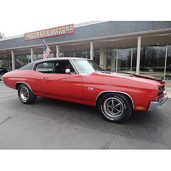 1970 Chevrolet Chevelle SS for sale 101142491