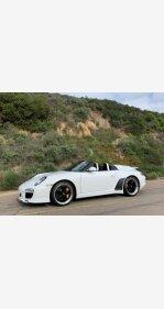 2011 Porsche 911 Cabriolet for sale 101142502