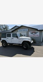 2010 Jeep Wrangler 4WD Unlimited Sahara for sale 101142520