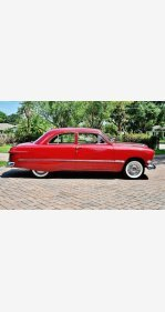 1950 Ford Custom for sale 101142521