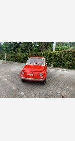 1964 FIAT 500 for sale 101142530