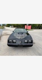 1981 Pontiac Firebird Trans Am for sale 101142536