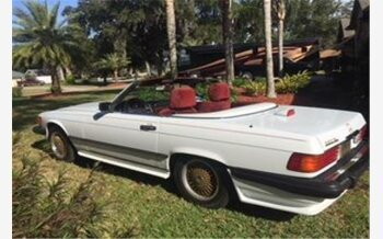 1987 Mercedes-Benz 560SL for sale 101142606