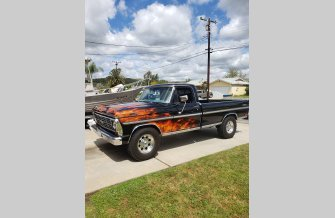 1969 Ford F250 2WD Regular Cab for sale 101142633
