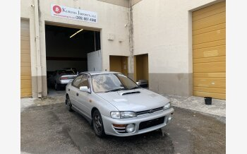 1993 Subaru Impreza for sale 101142639