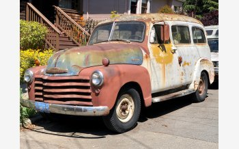 1952 Chevrolet Suburban 2WD for sale 101142650