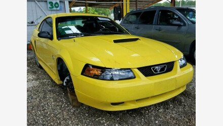 2002 Ford Mustang Coupe for sale 101142697