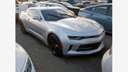 2017 Chevrolet Camaro LT Coupe for sale 101142728