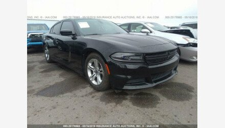 2015 Dodge Charger SE for sale 101142779