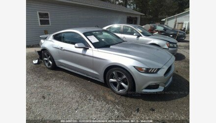 2016 Ford Mustang Coupe for sale 101142803