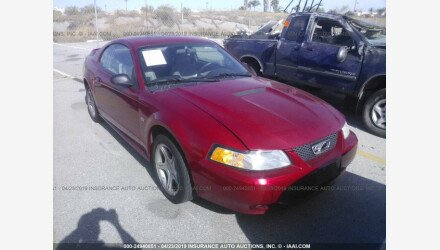2000 Ford Mustang GT Coupe for sale 101142814
