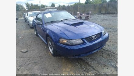 2003 Ford Mustang GT Convertible for sale 101142817