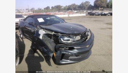 2018 Chevrolet Camaro for sale 101142821