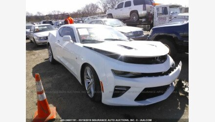 2017 Chevrolet Camaro SS Coupe for sale 101142823