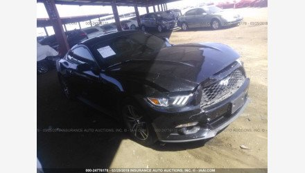 2016 Ford Mustang Coupe for sale 101142832