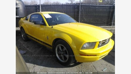 2006 Ford Mustang Coupe for sale 101142847