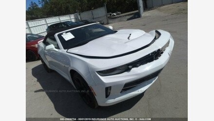 2018 Chevrolet Camaro for sale 101142856