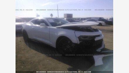2018 Chevrolet Camaro for sale 101142860