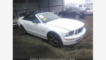 2006 Ford Mustang GT Convertible for sale 101142867