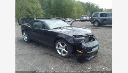2015 Chevrolet Camaro LT Coupe for sale 101142942
